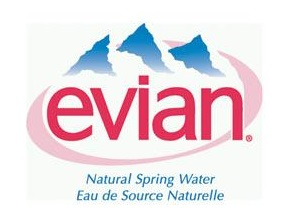 EVIAN Natural Spring Eau de Source Naturelle